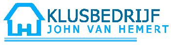 Klusbedrijf John van Hemert logo